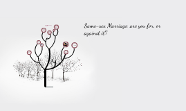 Copy of Same-Sex Marriage Prezi