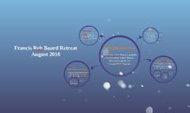 Francis Reh Board Retreat