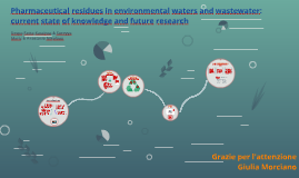 Pharmaceutical residues in environmental waters and wastewat