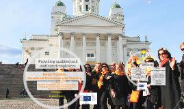 The EU´s Tourism Education & Training Offer.... case Finland