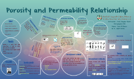 Copy of Porosity and permeability Relationship