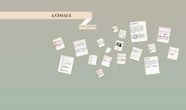 ANIMALS - Assessment 2A