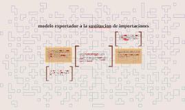 Copy of modelo exportador a la sustitucion de importaciones