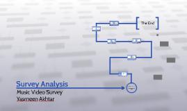 Questionnaire Analysis - Yasmeen Akhtar