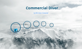 Career Project: Commercial Diver
