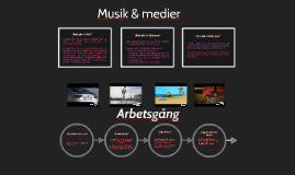 Musik & medier