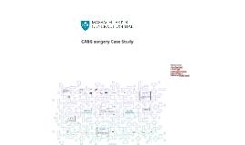 CABG surgery Case Study