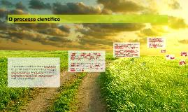 O processo científico