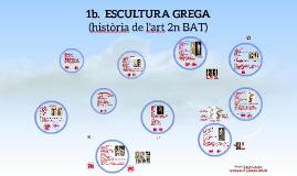 Tema 1b. L'escultura grega