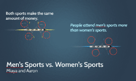 Boys Sports vs. Girls Sports