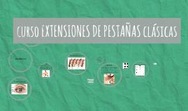 EXTENSION DE PESTAÑAS MINK