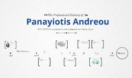 Timeline Prezumé by Panayiotis Andreou
