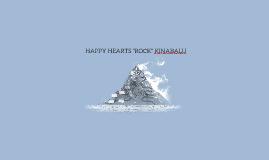"HAPPY HEARTS ""ROCK"" KINABALU"