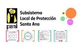 Subsistema de Santa Ana