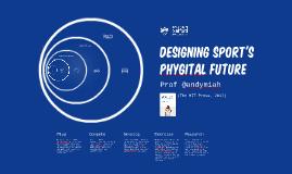 Designing Sport's Biodigital Future