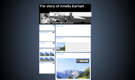Amelia Marry Earhart
