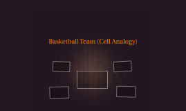 Basketball Team (Cell Analogy)