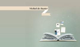 Wie is Michiel de Ruyter?