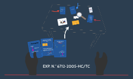 EXP. N.° 6712-2005-HC/TC