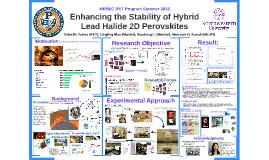 Perovskite Research