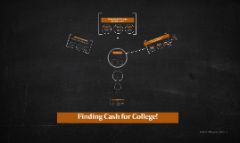 Finding Cash for College!