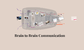 Brain to Brain Communication