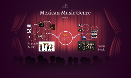 Mexican Music Genre