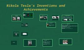Nikola Tesla and his inventions