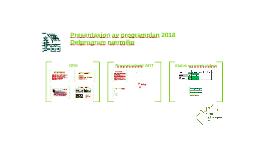 Presentasjon av programplan 2018