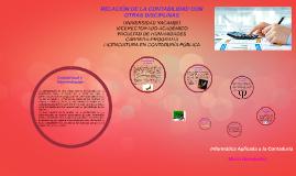 Copy of RELACIÓN DE LA CONTABILIDAD CON OTRAS DISCIPLINAS
