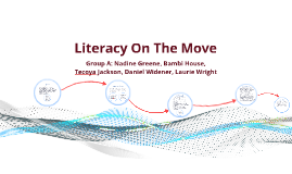 Literacy On The Move