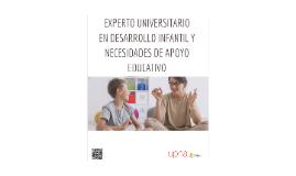 DESARROLLO INFANTIL Y APOYO EDUCATIVO