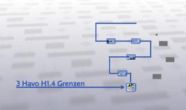 3 Havo H1.4 Grenzen