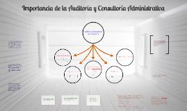 Copy of Auditoría y Consultoría Administrativa