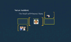 Not an Accident: the death of Princess Diana