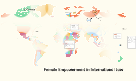 Women's Empowerment in International Law