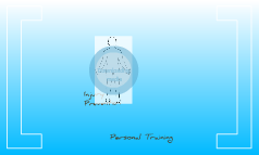 Personal Training 2