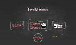 Discul lui Benham