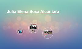 Julia Elena Sosa Alcantara