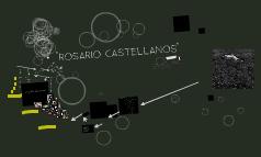 """""""Rosario Castellanos"""""""