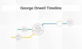 George Orwell Timeline by on Prezi