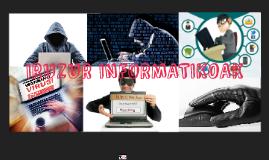 Iruzur informatikoak (Cristina)