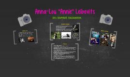 """Anna-Lou """"Annie"""" Leibovits"""