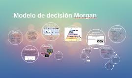 Copy of Modelo de decision Morgan