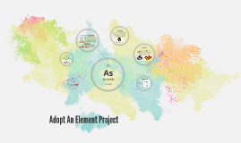 Adopt an Element Project