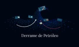 Derrame del Petróleo