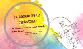 El campo de la didáctica - E Litwin