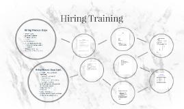 Hiring Training