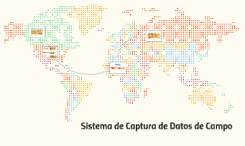 sistema de captura de datos en campo