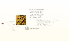Analyze A Meal